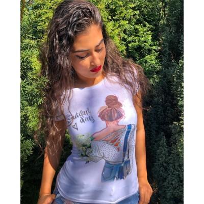 Тениска Beautiful day